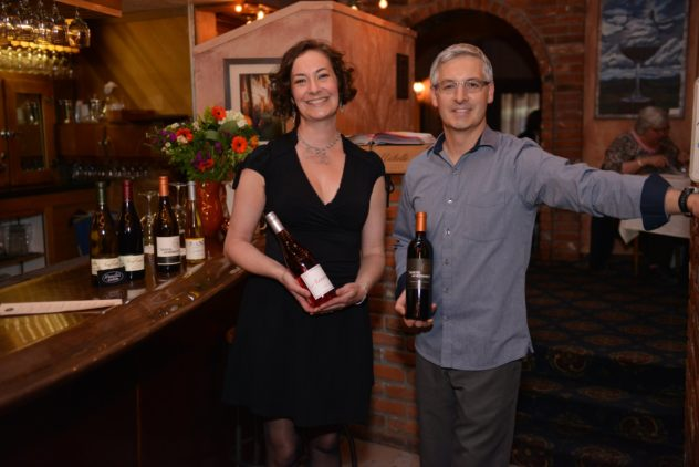 Siblings & Co-owners Autumn Lodge Persinger & Thaddeus Lodge at Marcello's in Sunriver OR