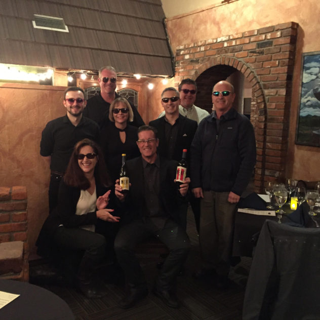 Northstar Wine Dinner at Marcello's in Sunriver, OR